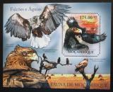 Poštovní známka Mosambik 2011 Dravci Mi# Block 506 Kat 10€