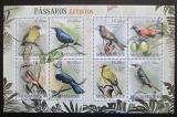 Poštovní známky Mosambik 2012 Vyhynulí ptáci Mi# 5710-17 Kat 16€