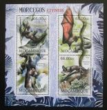 Poštovní známky Mosambik 2012 Vyhynulí netopýři Mi# 5851-54 Kat 15€