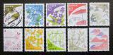 Poštovní známky Japonsko 2019 Barvy Mi# 9602-11 Kat 16€