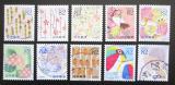 Poštovní známky Japonsko 2015 Den psaní dopisů Mi# 7314-23 Kat 16€
