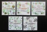 Poštovní známky Japonsko 2018 Pozdravy Mi# N/N Kat 8€
