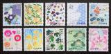 Poštovní známky Japonsko 2014 Den psaní dopisů Mi# 6882-91 Kat 16€