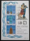Poštovní známky Argentina 1993 Světové výstavy Mi# Block 54