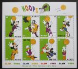 Poštovní známky Nevis 1998 Disney postavičky Mi# 1305-12 Kat 7.50€