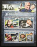 Poštovní známky Guinea-Bissau 2016 John Glenn, kosmonaut Mi# 8753-56 Kat 12.50€