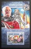 Poštovní známka Guinea-Bissau 2016 John Glenn Mi# Block 1515 Kat 13.50€