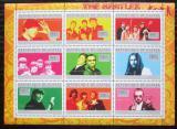 Poštovní známky Guinea 2010 The Beatles Mi# 7399-7407 Kat 18€