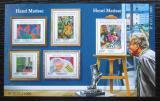 Poštovní známky Niger 2015 Umění, Henri Matisse Mi# 3722-26 Kat 24€