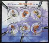 Poštovní známky Svatý Tomáš 2010 Motýli Mi# 4557-62 Kat 13€
