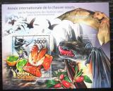 Poštovní známka Togo 2011 Netopýři Mi# Block 622 Kat 12€