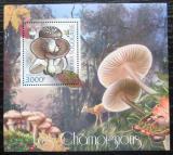 Poštovní známka Togo 2012 Houby Mi# Block 697 Kat 12€