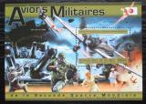 Poštovní známka Guinea 2011 Japonská válečná letadla Mi# Block 2050 Kat 16€