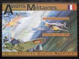 Poštovní známka Guinea 2011 Francouzská válečná letadla Mi# Block 2051 Kat 18€