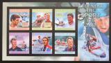 Poštovní známky Guinea 2012 Vodní sporty Mi# 9609-14 Kat 18€
