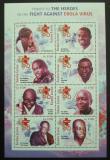 Poštovní známky Sierra Leone 2015 Boj proti ebole Mi# 6304-11 Kat 12.50€