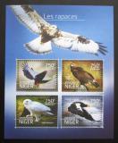 Poštovní známky Niger 2014 Dravci Mi# 3194-97 Kat 12€