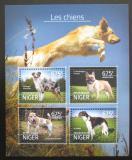 Poštovní známky Niger 2014 Psi Mi# 3204-07 Kat 12€