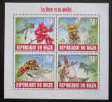 Poštovní známky Niger 2013 Včely Mi# 2421-24 Kat 12€