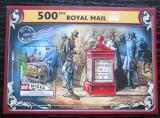 Poštovní známka Niger 2016 Královská pošta, 500. výročí Mi# Block 558 Kat 12€