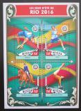 Poštovní známky Niger 2016 LOH Rio de Janeiro Mi# 4337-40 Kat 12€