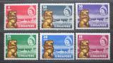 Poštovní známky Singapur 1959 Nová ústava TOP SET Mi# 43-48 Kat 19€