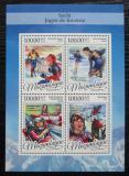 Poštovní známky Mosambik 2016 ZOH Soči Mi# 8724-27 Kat 22€
