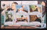 Poštovní známky Guinea-Bissau 2012 Umění, Édouard Manet Mi# 5776-80 Kat 12€