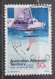 Poštovní známka Australská Antarktida 1973 Letadlo Ford Tri-Motor Mi# 33
