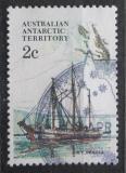 Poštovní známka Australská Antarktida 1981 Plachetnice Penola Mi# 38
