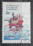 Poštovní známka Australská Antarktida 1979 Loď Thala Dan Mi# 39