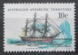 Poštovní známka Australská Antarktida 1981 Plachetnice Challenger Mi# 40