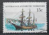 Poštovní známka Australská Antarktida 1980 Plachetnice Morning Mi# 41