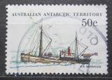 Poštovní známka Australská Antarktida 1981 Norvegia Mi# 50