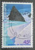 Poštovní známka Australská Antarktida 1996 Umění, Christian C. Robertson Mi# 107