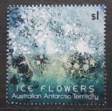 Poštovní známka Australská Antarktida 2016 Ledové květiny Mi# 241