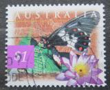 Poštovní známka Austrálie 1997 Cressida cressida Mi# 1632 y