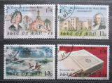 Poštovní známky Ostrov Man 1975 Vánoce Mi# 68-71