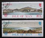 Poštovní známky Ostrov Man 1977 Evropa CEPT, krajiny Mi# 95-96