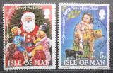 Poštovní známky Ostrov Man 1979 Vánoce Mi# 157-58