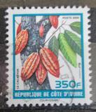 Poštovní známka Pobřeží Slonoviny 2000 Kakaovník Mi# 1251
