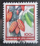 Poštovní známka Pobřeží Slonoviny 2000 Kakaovník Mi# 1248