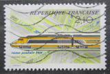 Poštovní známka Francie 1984 TGV Mi# 2460