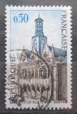 Poštovní známka Francie 1967 Radnice Saint-Quentin Mi# 1591