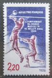 Poštovní známka Francie 1986 MS ve volejbale Mi# 2550