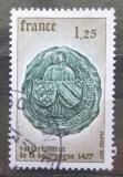 Poštovní známka Francie 1977 Připojení Burgundska, 500. výročí Mi# 2039