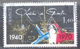 Poštovní známka Francie 1980 Umění, Georges Mathieu Mi# 2228