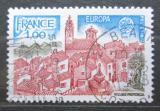 Poštovní známka Francie 1977 Evropa CEPT, vesnice v Provence Mi# 2024