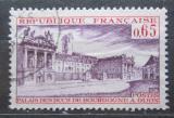 Poštovní známka Francie 1973 Palác Burgundů v Dijon Mi# 1833