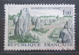 Poštovní známka Francie 1965 Carnac Mi# 1519